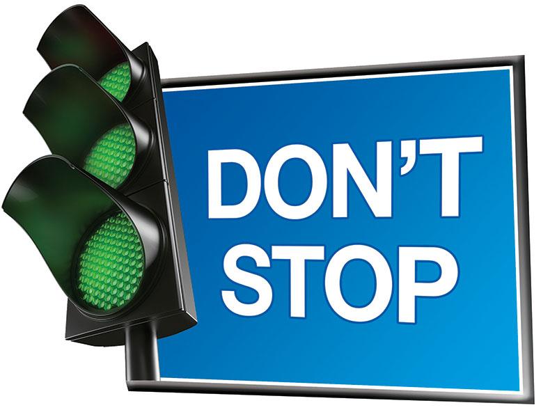 Dont-Stop-Master-Logo - Percayasaja.com : Healing from Heaven - Miracle  Worship
